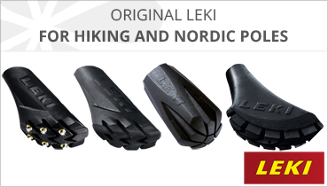 LEKI HIKING POLE FERRULES